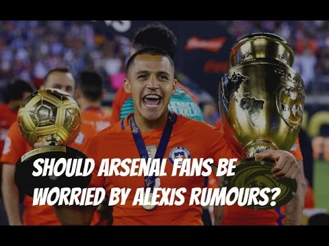 Should Arsenal Fans Be Worried By Alexis Rumours? | AFTV Transfer Daily