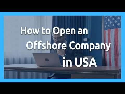 ✅[How To Open an OFFSHORE COMPANY in USA] ⭐INTERNATIONAL STRATEGIES⭐ 💰Offshore Bank Account💰