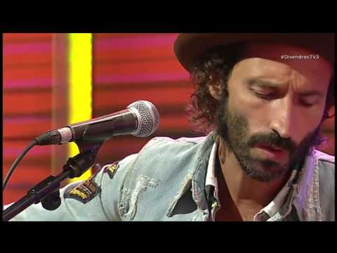 Leiva - Breaking Bad (acústico en TV3)