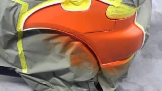Быстрая покраска переходом Honda(пришлось исправлять свой косяк., 2014-02-05T06:44:18.000Z)