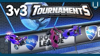 Grand Champion  3v3 Tournament! (US East | PC/PS4)