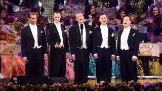 Andre Rieu & Berlin Comedian Harmonists - Mein kleiner Grüner Kaktus (Live in Maastricht)