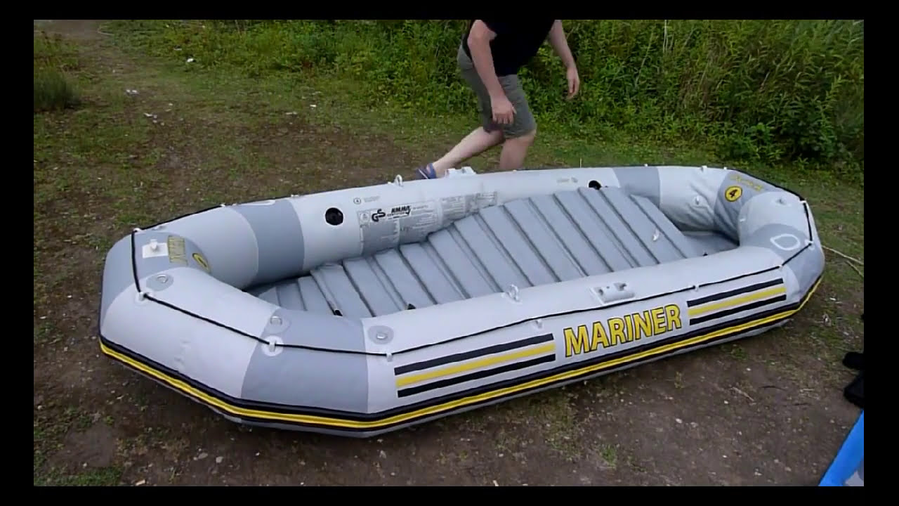 Sail kit for your Intex Mariner 4 Inflatable Boat