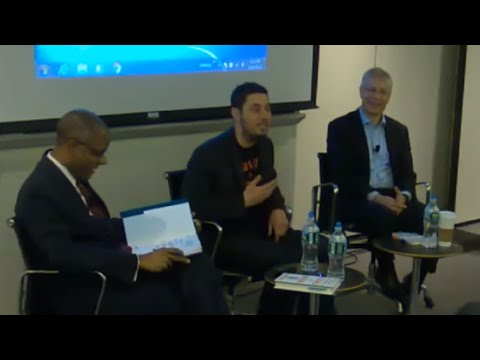 Equal Is Unfair - Launch Event - CUNY Graduate Center