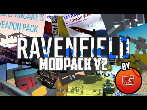 Ravenfield mod pack tagged videos | Midnight News