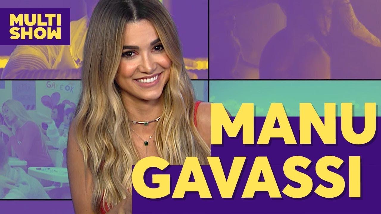 Manu Responde Manu Gavassi Tvz Ao Vivo Música Multishow Youtube