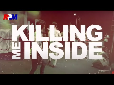 Killing Me Inside - For One Last Time (Official Music Video)