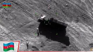 Azerbaycan, Berde'yi ateşe tutan 'Smerç'i imha etti