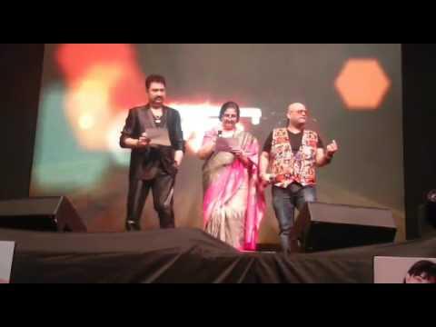 Kumar Sanu and Anuradha Paudwal live...