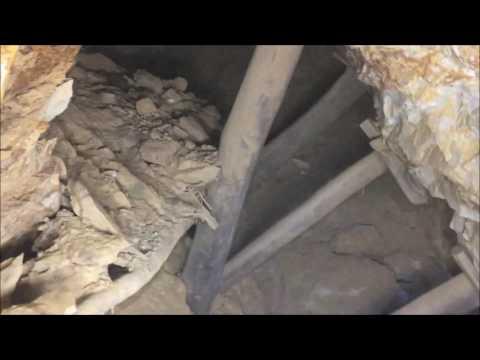 Inglewood abandoned mine shaft.