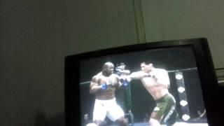 UFC UNDISPUTED 3 (CAIN VELASQUEZ VS BOB SAPP)