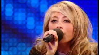 PAIGE TURLEY STARS ON BRITAIN'S GOT TALENT 2012 SINGING SKINNY LOVE
