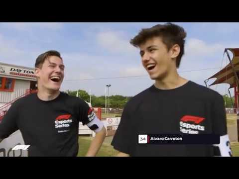 F1 Esports: The Story Of The 2018 Pro Draft, Episode Two