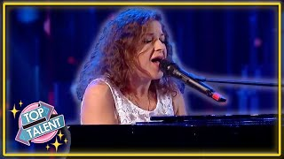 GOLDEN BUZZER | PIANO Audition Leaves Judges STUNNED On Romania's Got Talent 2021! | Top Talent