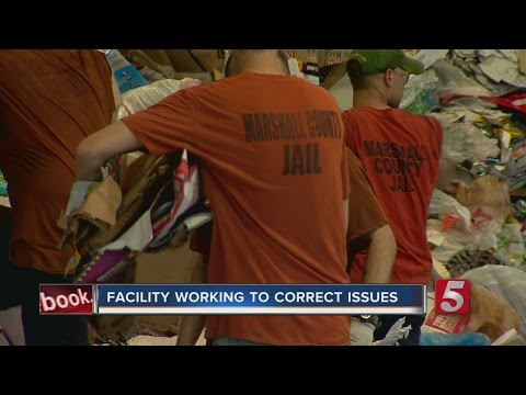 Report: Inmate Workers Obtained & Hid Contraband Through Work Program