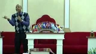 campana de jovenes Prmer Dia Predica  Evangelista  Julio Delgado