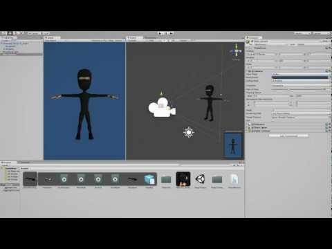 Timelapse: Making Of Ninja Game Character
