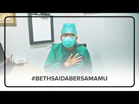 dr. Rudi Simanjuntak, Sp.OG : Pasien Tidak Perlu Takut Datang ke Bethsaida Hospital