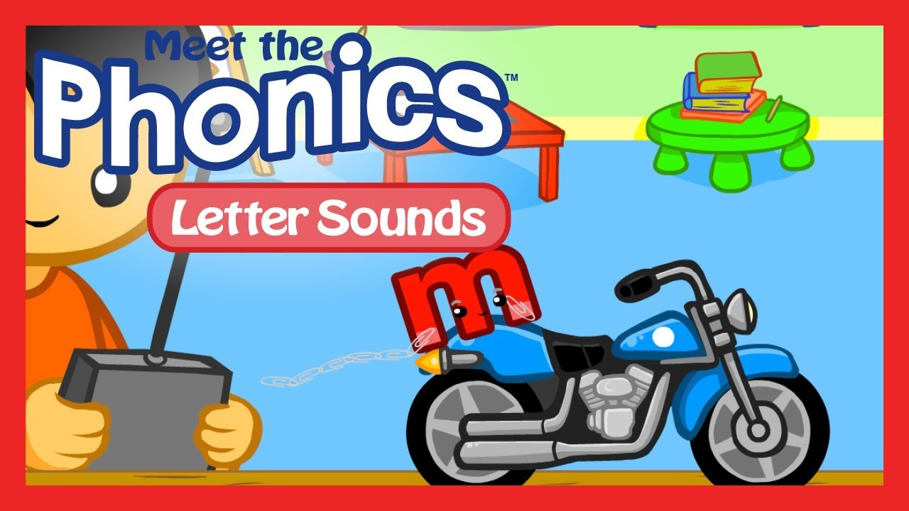 Meet the Phonics Letter Sounds   m   YouTube