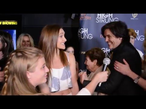 Alyson Stoner Interview at High Strung Movie LA Premiere