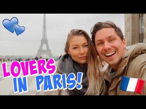 LOVERS IN PARIS!!!