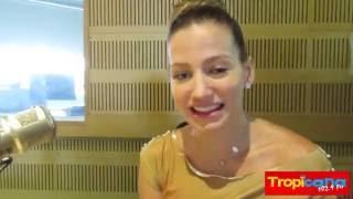 Fanny Lu En La Ñapa De El Tropishow ( Entrevista )