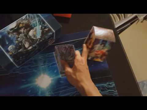 How to clean your Vanguard cards