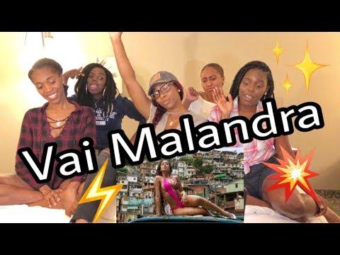 "Anitta, Mc Zaac, Maejor Ft. Tropkillaz & DJ Yuri Martins ""Vai Malandra"" [Reaction]"