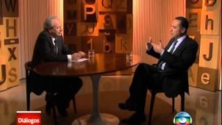 Entrevista ao programa Diálogos com Mario Sergio Conti - Globonews