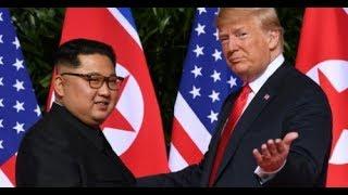 South Korea's leader: Pyongyang seeks second Trump-Kim summit