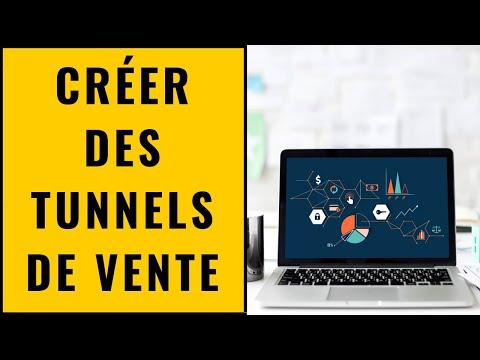 Créer des Tunnels de Vente (Tuto)
