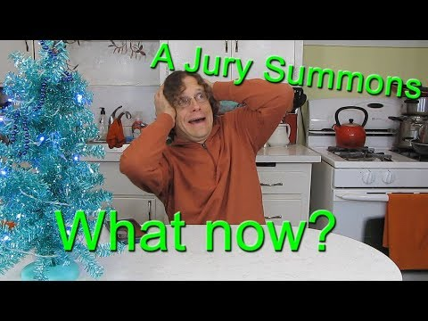 Got a Jury Duty Summons? | What To Expect