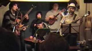 2010.3.14(sun) @荻窪アルカフェ メンバー:マッキー(banjo,vo)、た...