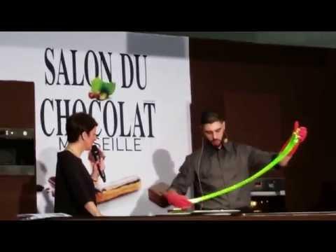 Salon du chocolat MARSEILLE