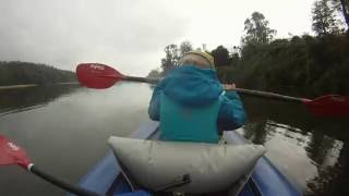 Family Adventures in Chile Kayaking Amity Tours