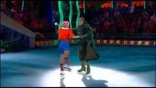 Шоу Ледниковый период 2013  8 й выпуск  Мария Петрова и Аскольд Запашный