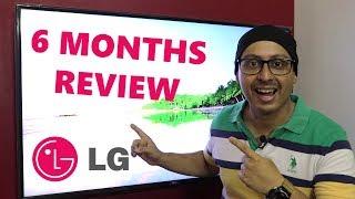 LG UK6360 4K SMART UHD LED TV Six Months Review