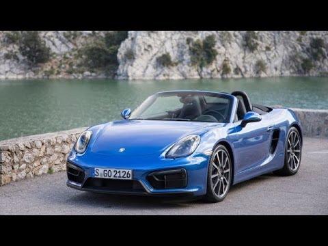 2015 Porsche Boxster Gts Youtube