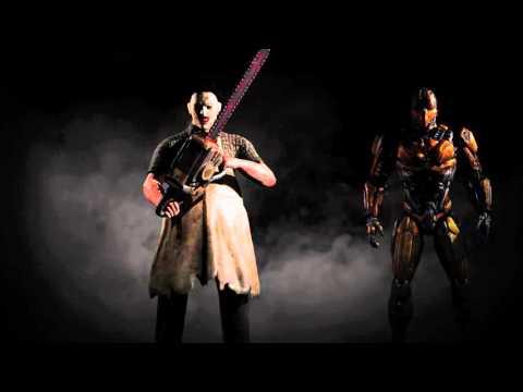 Mortal Kombat X - DLC Leatherface