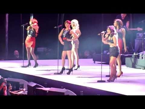 The Saturdays - Ego (Capital FM Jingle Bell Ball - o2 Arena London - 5th December 2010) [HD]