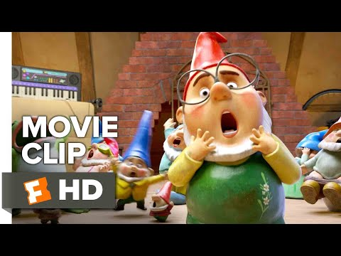 Download Youtube: Sherlock Gnomes Movie Clip - Big Surprise (2018) | Movieclips Coming Soon