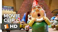 Sherlock Gnomes Movie Clip - Big Surprise (2018) | Movieclips Coming Soon - Продолжительность: 62 секунды