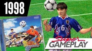 VIRTUA STRIKER 2 - El mejor arcade de fútbol - #SUPERGAMEPLAY