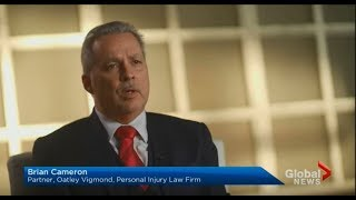 Global News: Social Host Liability segment featuring Brian Cameron