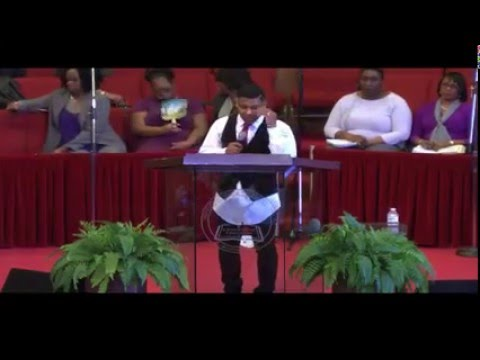 Fifth Street Baptist Church 11A Service 1.31.2016