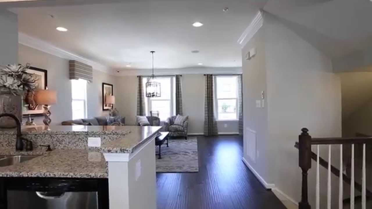 Ryan homes mendelssohn home model youtube - Who decorates model homes image ...