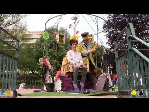 FESTIVAL DES ARTS DE LA RUE 2015