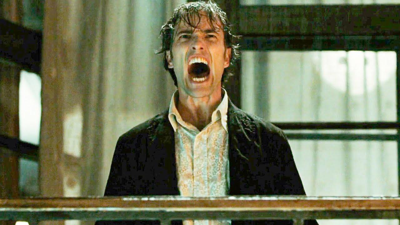 【穷电影】男子被雷击中开了天眼,却看到这个世界恐怖的真相,崩溃大叫