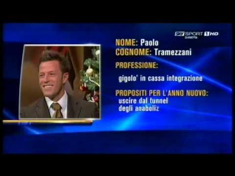 Gnok Calcio Show - Le Schede degli Ospiti 20/12/2009