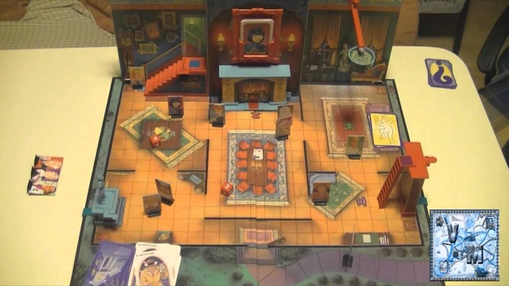 La herencia de tia agata juego de mesa gameplay youtube for Viciados de mesa